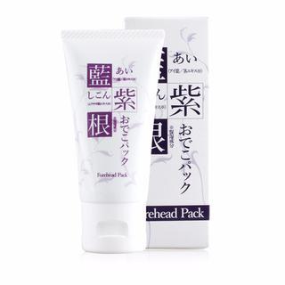 日本CHEZ MOI/蓝紫根 额纹软膏  淡化抬头纹、川字纹,美白去黄,提拉紧致