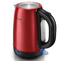 飞利浦 红色电水壶HD9331