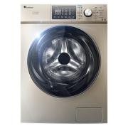小天鹅(Little Swan)TG90-1416WMIDG 9公斤滚筒洗衣机大容量 精准投放全自动智能节能变频家用金色