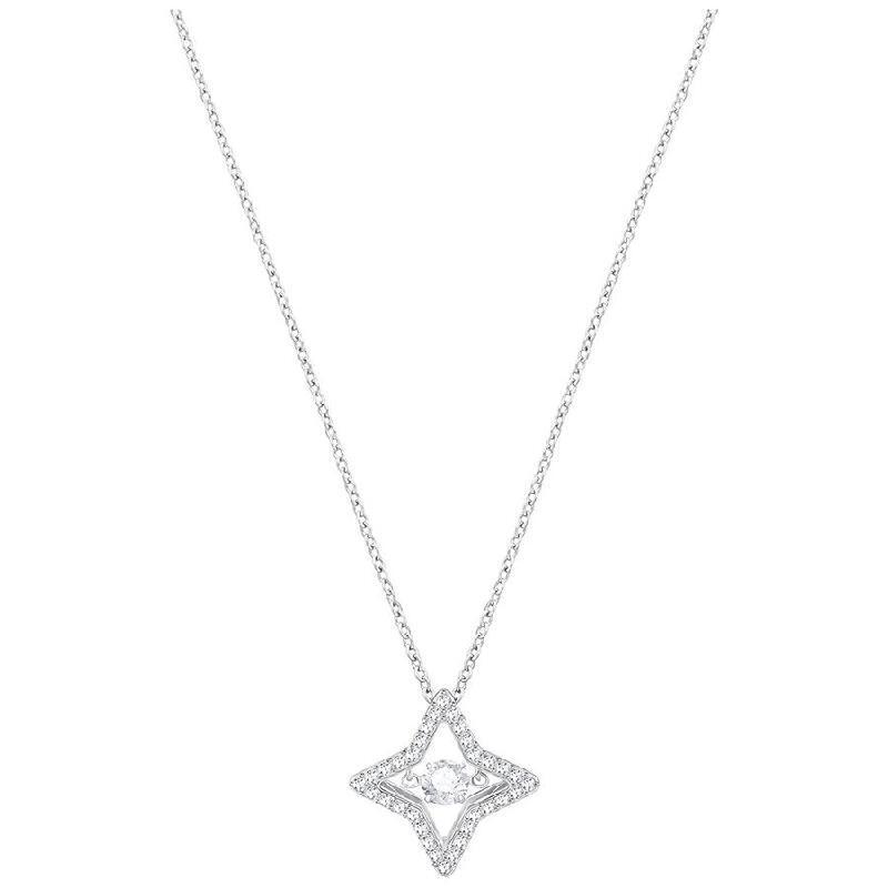 【海外直邮】Swarovski施华洛世奇 5349654 跳动的心 四角星女士项链吊坠