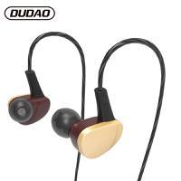 独到 DT-223手机耳机 带麦 入耳式 重低音运动绕耳式 有线控耳机
