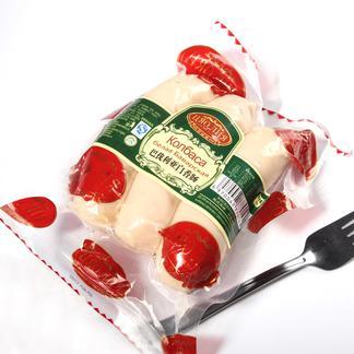 正宗俄罗斯风味无淀粉纯肉德式香肠巴伐利亚白香肠200克*3袋