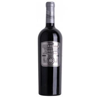 俄罗斯原瓶进口克里米亚铁标赤霞珠半甜葡萄酒