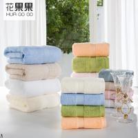 花果果 长绒棉毛巾