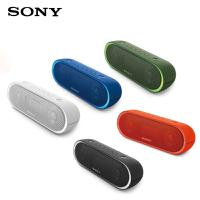 SONY SRS-XB20 无线蓝牙音箱 迷你便携式户外小音响  蓝色