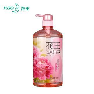 台湾花王液体沐浴皂露(滋润柔滑)750ml