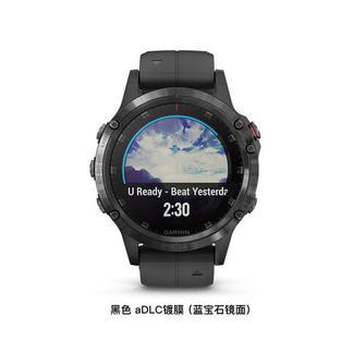 【国广武商网315】GARMIN/佳明 fenix 5 Plus手表 黑色aDLC