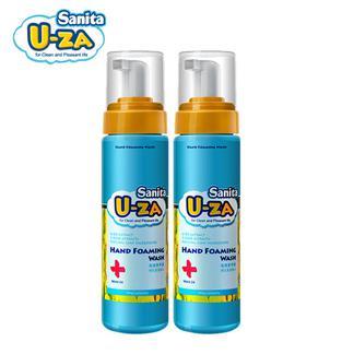 U-ZA泡沫洗手液200mlX2