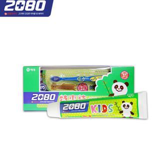 2080 儿童牙膏特惠装(苹果味)X3盒
