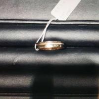 周生生铂金戒指