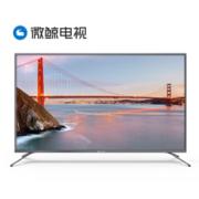 微鲸(WHALEY)43D2F3000 43英寸全高清超薄 1GB+16GB 人工智能语音互联网LED液晶平板电视机(灰色)