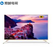 微鲸 (WHALEY) 55D2U3100 55英寸超高清 4K超薄人工智能语音互联网电视