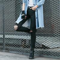 Levi's李维斯700系列女士710超紧身中腰休闲裤17778-0223