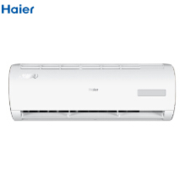 海尔(Haier)1.5匹壁挂式KFR-35GW/01BEA33静音自清洁家用卧室空调挂机