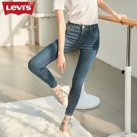 Levi's李维斯700系列女士720超紧身高腰球鞋牛仔裤52797-0002