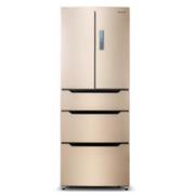 海信(Hisense) BCD-412WTDGVBPI 412立升 多门 冰箱 时尚外观 波光金