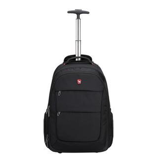 爱华仕(OIWAS)双肩包新款拉杆包大容量休闲旅游包男电脑包旅行背包
