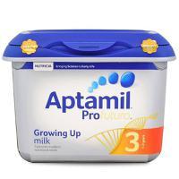 英国直邮 英国Aptamil爱他美白金版婴幼儿奶粉3段配方牛奶粉(1-2岁) 800g