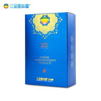 桂林三金西瓜霜高端泵式按压护理牙膏