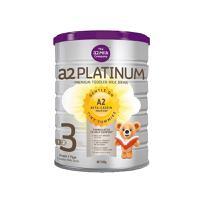 澳洲 A2 白金版婴儿奶粉3段 900g
