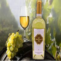摩尔多瓦原瓶进口波格丹一世 长相思干白葡萄酒750ML/瓶*1瓶