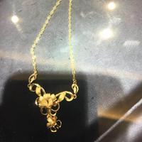 周生生黄金项链