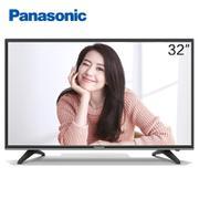【包邮】 松下Panasonic-32英寸开机无广告液晶平板 LED高清电视机 黑色