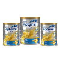 【澳洲直邮】【3罐包邮】Aptamil PRO 铂金爱他美 3段 奶粉