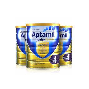 【澳洲直邮,3罐包邮】Aptamil Gold 金装爱他美4段婴幼儿牛奶粉婴幼儿奶粉900g 澳洲直邮