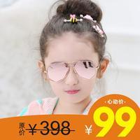 【夏日出游季线上专享爆款99元】威妮华儿童适用1-12岁时尚潮流太阳镜偏光镜