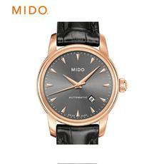 MIDO美度瑞士机械腕表 贝伦赛丽牛皮表带商务女表 M7600.3.13.4