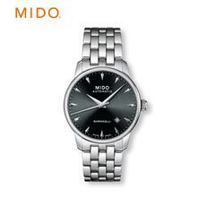 MIDO瑞士美度贝伦赛丽男表钢带手表机械表 M8600.4.18.1