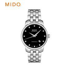 Mido美度男表 贝伦赛丽全自动机械钻石手表 M8600.4.68.1