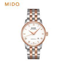 MIDO美度官方正品瑞士腕表 贝伦赛丽间金钢带男表M8600.9.N6.1