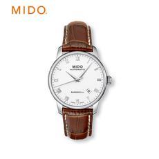 MIDO瑞士美度贝伦赛丽男表皮带手表机械表 M8600.4.26.8