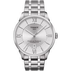 天梭Tissot手表杜鲁尔系列自动机械钢带男表T099.407.11.038.00