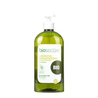 安悦Biosecure法国原装进口 滋养平衡洗发水730ml清爽无硅油  深层修复 深度滋养