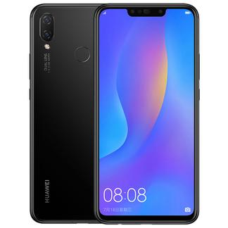 【国广武商网315】Huawei/华为 nova 3i(4G+128G) 全面屏AI四摄逆光美颜大内存手机