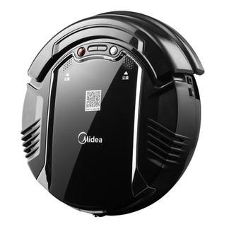 美的扫地机器人一体机家用全自动无线智能吸尘器扫地机VR05F4-TB