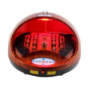和正 多功能足疗机升级款(产品材质:ABS+硅胶;产品尺寸:37cm*24cm)