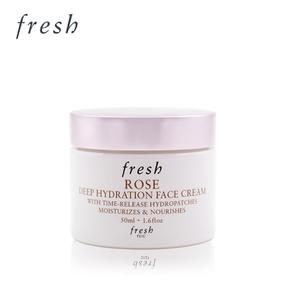 法国Fresh馥蕾诗玫瑰保湿面霜 50ml