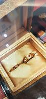 老铺黄金戒指