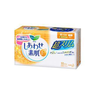 花王F系列日用卫生巾(17cm*32片)X3包