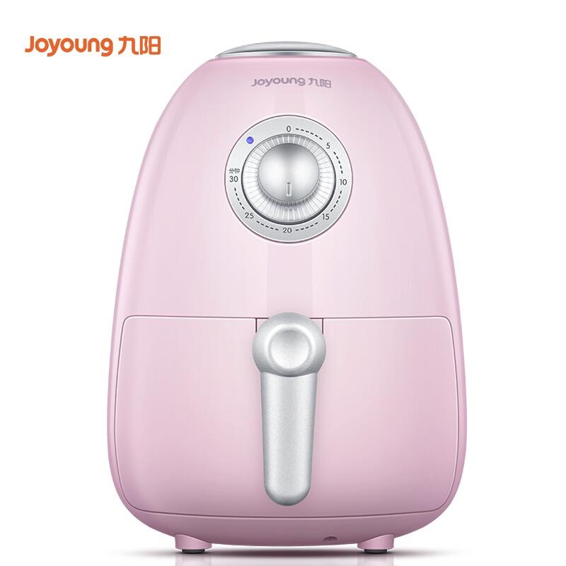 九阳(Joyoung)家用多功能空气炸锅无油煎炸多功能KL20-J71 煎烤机家用电烤箱 KL20-J71粉色